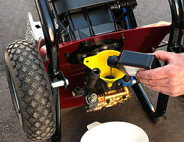 Outdoor Cleaning With Pressure Washers Maintenance