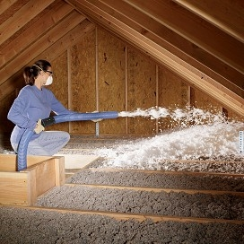 Johns Manville Attic Protector 174 Blown In Fiberglass Insulation