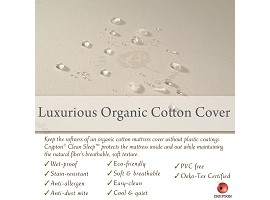 Luxurious Oeko-Tex Certified Organic Cotton Cover Image