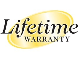 Lifetime Warranty Image