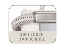Soft-Touch Fabric Hose Image