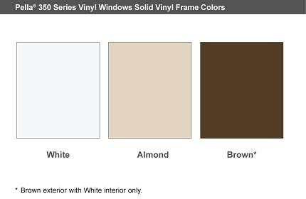Pella 174 350 Series Windows