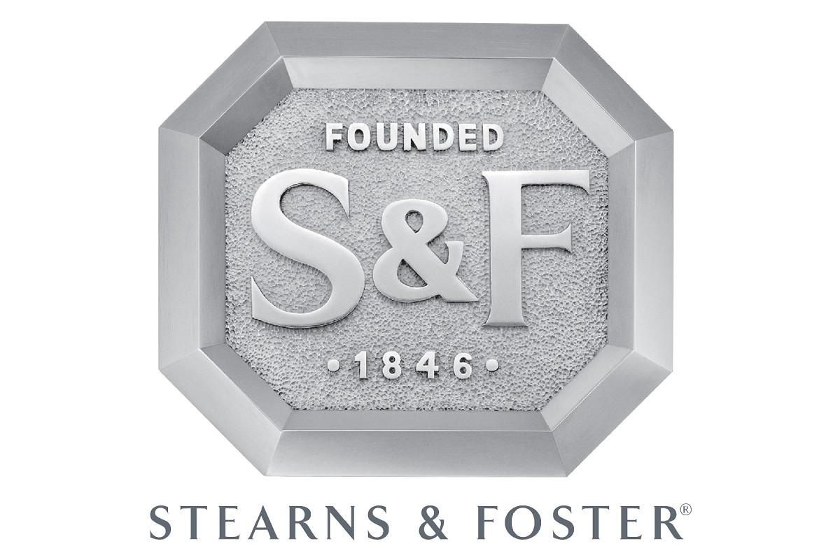 Stearns Foster Baby Dynasty Eco Luxe