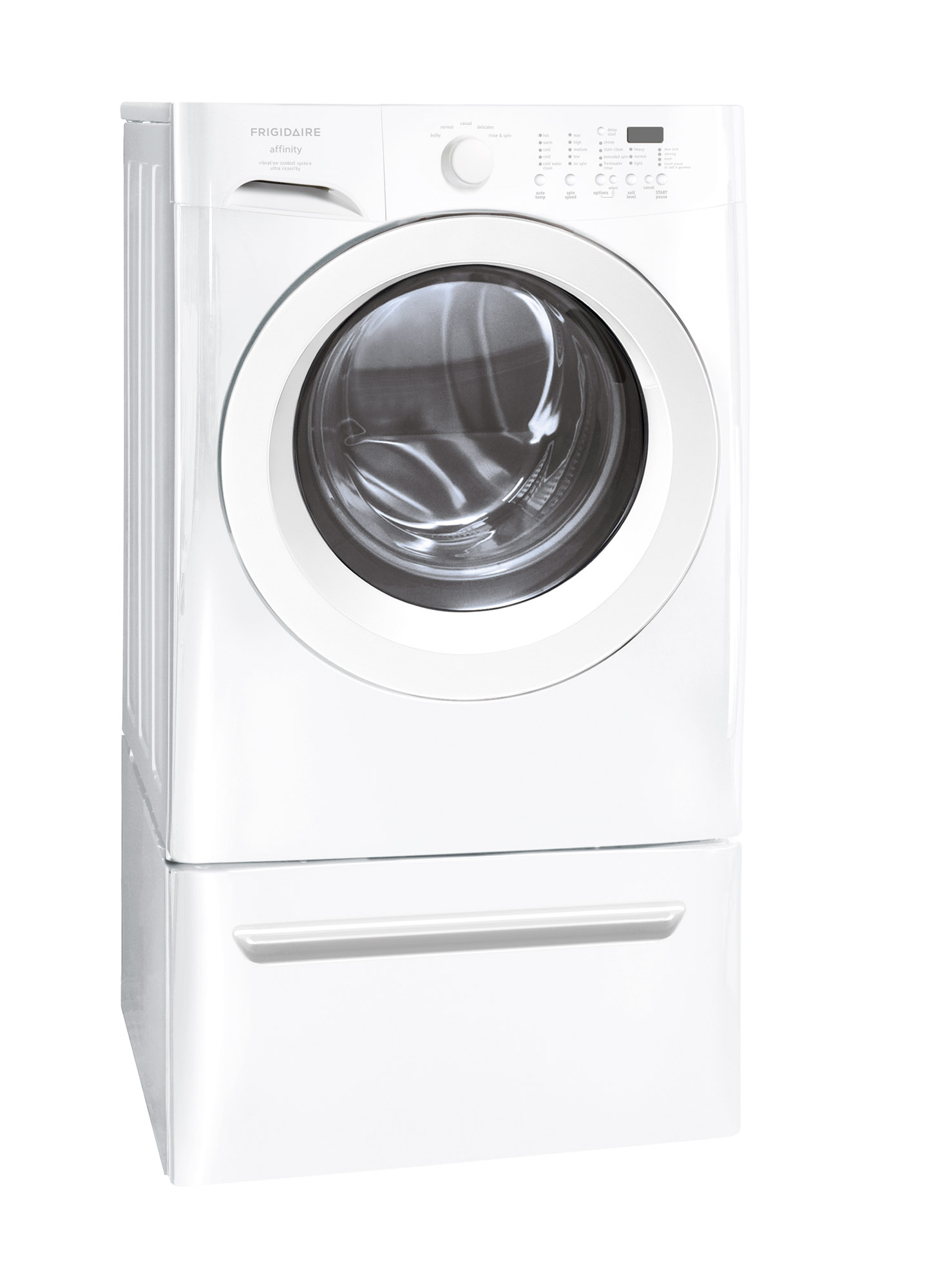 Frigidaire Affinity 3 26 Cu Ft Front Load Washer