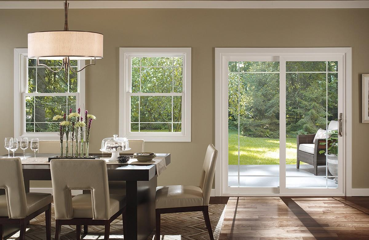 Pella 350 series windows for Dining room windows