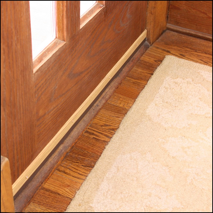 Charmant M D Building Products: Door Sweeps