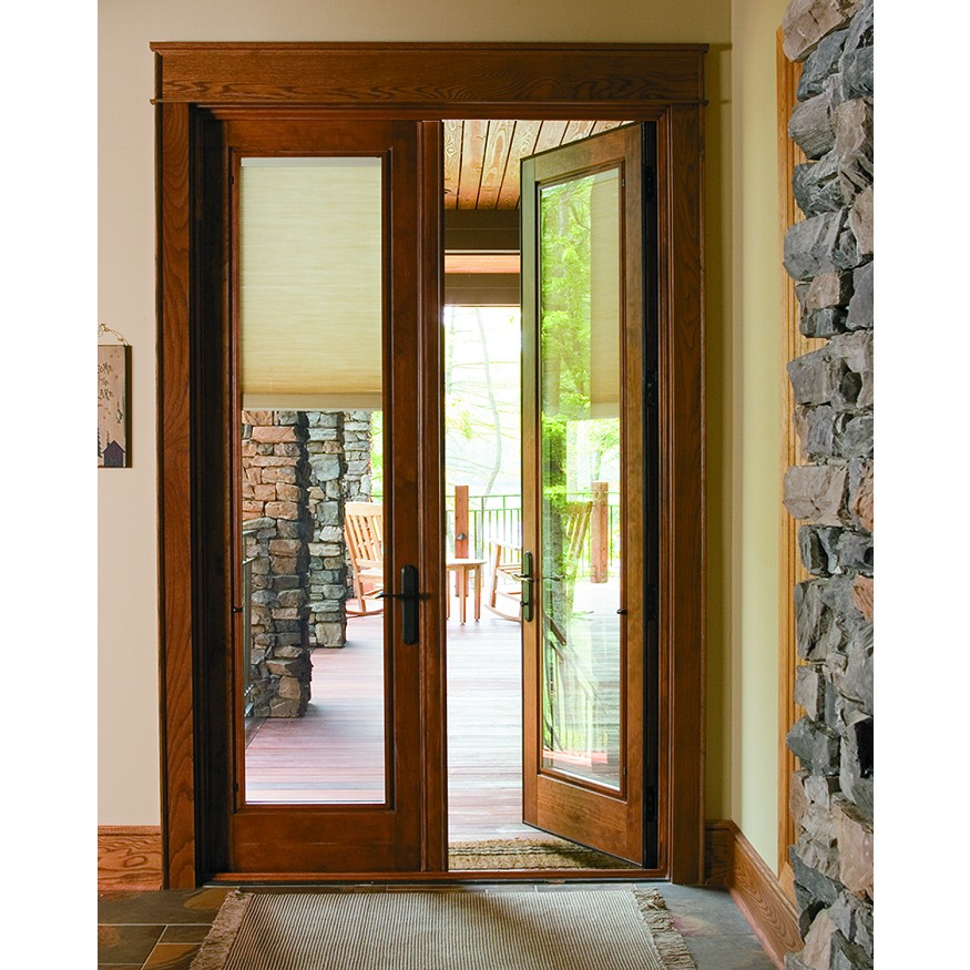 Pella French Patio Doors : Pella patio doors interior double lowes