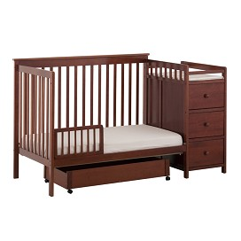 Stork Craft Madison Stages Crib With Trundle Drawer