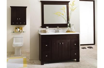 Allen and roth bath cabinets cabinets matttroy for Diamond freshfit palencia white bathroom vanity